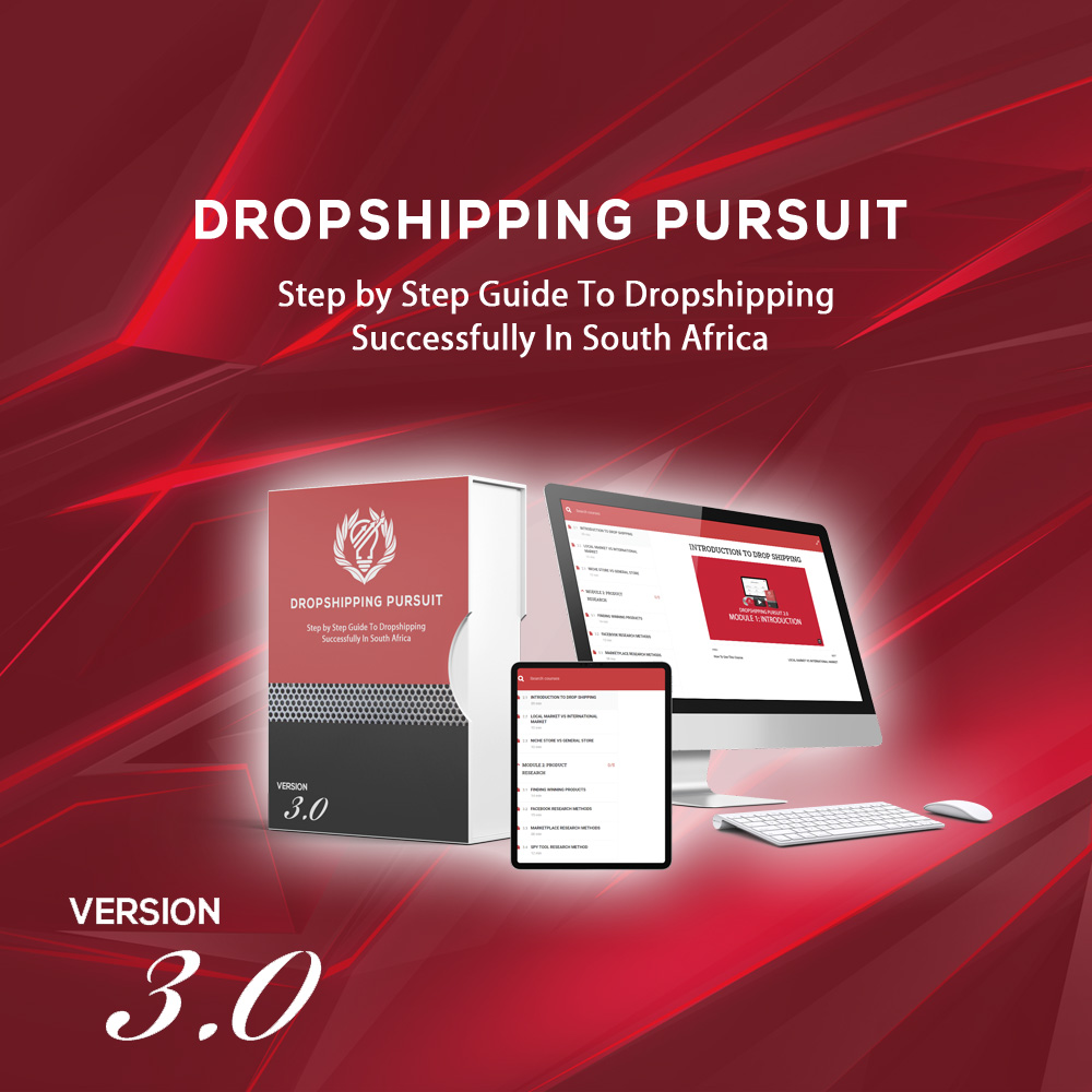 dropshipping academy latest course cover